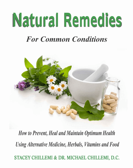 Natural Remedies for Common Conditions (NEW)