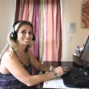Online Interview with Stacey Chillemi