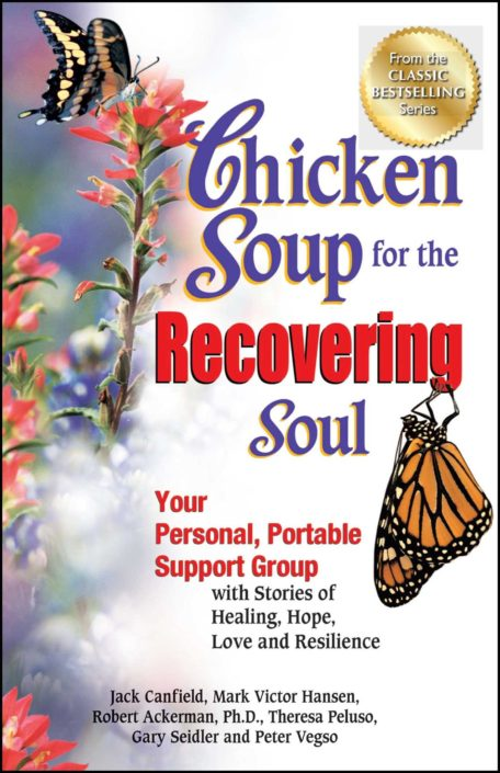 Chicken Soup for the Recovering Soul - One of the writers in this book