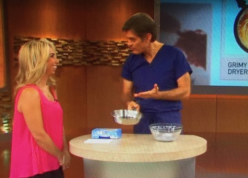 Dr. Oz & Stacey Chillemi