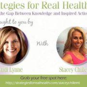 Cyndi Lynne from Strategies for Real Health