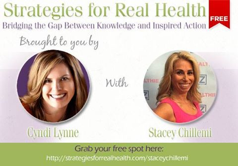 Cyndi Lynne from Strategies for Real Health