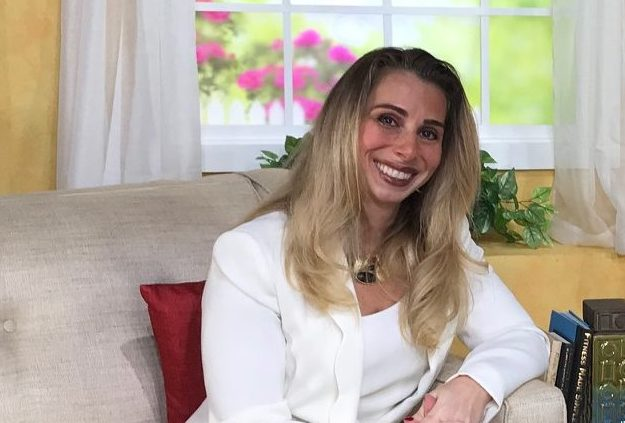 Stacey Chillemi on the Robin Stoloff Show Living Well With Robin Stoloff