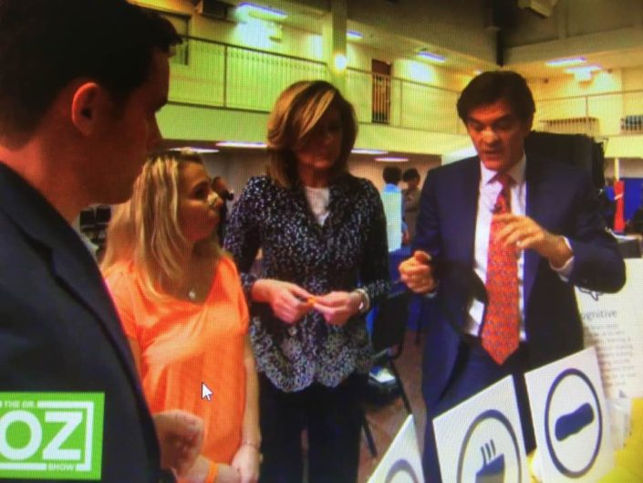 Inside the Dr. Oz Show and the Huffington Post Sleep Clinic