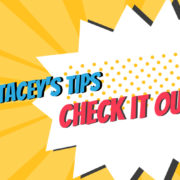 Stacey's Tips