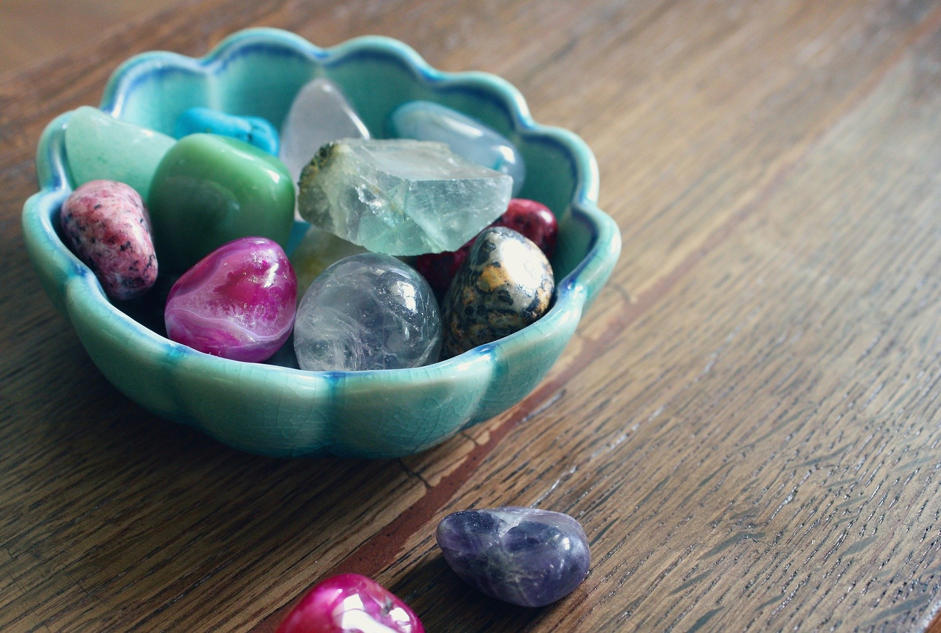 How To Increase Your Energy with Healing Crystals - Stacey Chillemi - Health & Lifestyle Coach